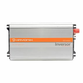 Inversor De Tensão Veicular Hayonik - 800w - 12v Para 127v