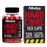 Termogenico Hard Core Red Cafeína Emagrecedor Athletica