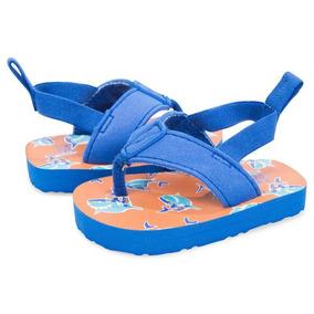 Set De Sandalias Y Lentes Rio Beach Azul Pr-5025552