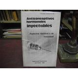 Anticonceptivos Hormonales Inyectables. O P S Es Un Libro