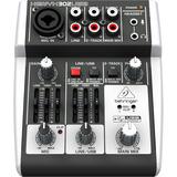 Consola Behringer Xenyx 302usb Interface Usb