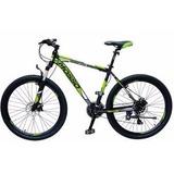 Bicicleta Mosso- Mountain Mtb 24 Velocidades- Shimano