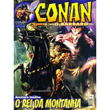 Hq - Conan, O Bárbaro #3