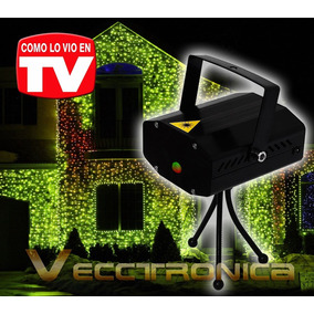Laser Multiformas Tipo Star Shower Es Como Lo Vio En Tv Wow