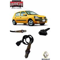 Sonda Lambda Renault Clio Megane 1.6 16v Flex 7700274189