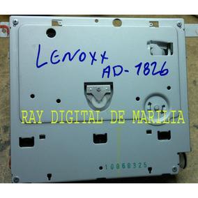 Vendo Somente A Mecânica P/ Dvd Lenoxx Ad- 1826 Ler Anuncio