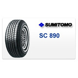 Neumaticos Sumitomo Modelo Sc 890 235-75-15 Made In Japon