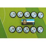 Seleção Argentina - Argentina Futebol De Botão Retrô