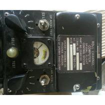 Antigua Computadora Avión Año 1968 Control De Vuelo Sp30al