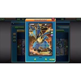Pokémon Tcg Online - Lucario-ex Fa(leia O Anúncio)