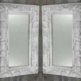 Espejo Marco Estilo Antiguo Frances