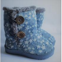 Botas Invierno Jean Para Niñas Ultima Moda Zapatos Bebes