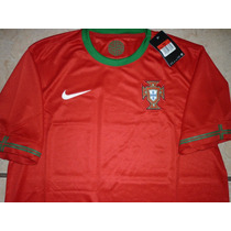 Jersey Nike Seleccion Portugal 2013 De Local Ronaldo