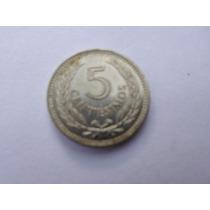 Uruguay - 5 Céntimos - Año: 1953