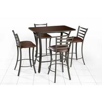 Mesas Para Restaurante Bar Antro Cafeteria Lounge V