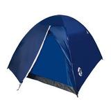 Carpa De Trekking Modelo Dome Il - Para 3 Personas Aquabumps