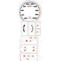 Kit Neon P/ Painel - Monza Kadette Ipanema - Cod49v200