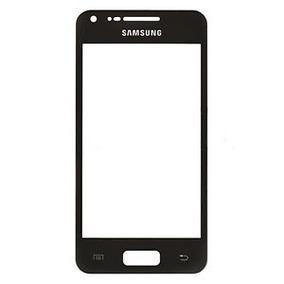 Cristal Vidrio Gorilla Glass Negro Galaxy S Advance I9070