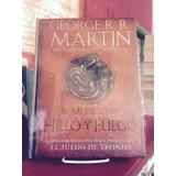 Libro El Mundo De Hielo Y Fuego - Martin George - Grijalbo