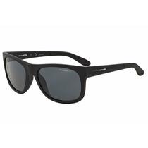 Óculos De Sol Arnette Masculino Preto Polarizado - An4206