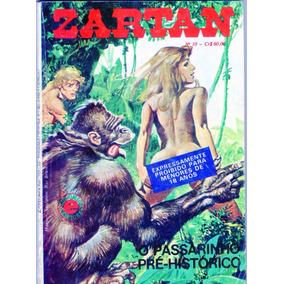 Zartan Nº 10 O Passarinho Pré Histórico