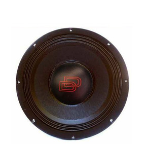 Alto Falante 12 Pol Dd Digital Designs 2200w Woofer Ddpw2212