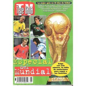 Tele Guia Ed. Especial Mundial 98 Envio Gratis!!! Kikkoman65