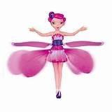 Hada Voladora Hadita Princesa Magica Con Luz Melodia Nena Tv