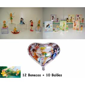 Tinker Bell Fada Sininho Boneca Original Disney Store 25cm - R$ 149,90 no
