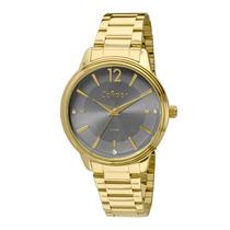 Relógio Condor Eterna Dourado - Co2035kmh/4c Original Loja
