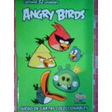 Cartas Angry Birds Coleccion Verde (313 A 464), De Sd