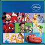 Guardas De Papel Muresco Disney Vinilico Infantil Fundasoul