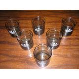 Vasos Cortos Para Whisky Con Publicidad 100 Pipers