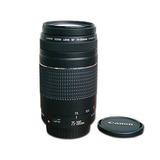 Nuevo Lente Canon 75-300 F/4-5.6iii