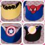 Visceras De Super Heroes ,los Vengadores Y Bolsitas