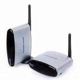 Transmissor Extensor Wireless Av 2.ghz Receptor
