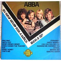 Lp Vinil Abba Disco De Ouro 1978 Linha Popular (raridade)