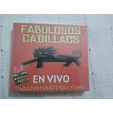 Cd Doble Fabulosos Cadillacs En Vivo Hola Y Chau