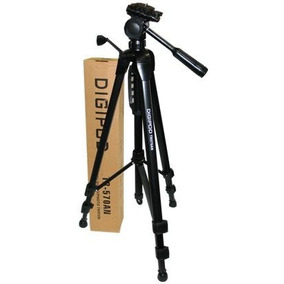 Tripe Digipod Tr 570 / 672 1,80m Camera Filmadora C/ Bolsa