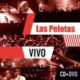 Las Pelotas Vivo Luna Park Cd + Dvd Oferta Nuevo