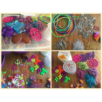 Kit Materiales Bisuteria Y Joyeria Mini Emprendedoras Regalo