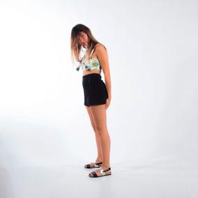 Short Negro Zara Miami
