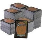 Lote De 100 Cartas Magic: The Gathering Comuns - Barato