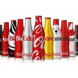 Mini Garrafinha Da Galera Coca Cola 2015