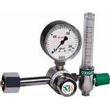 Válvula Reguladora De Oxigênio Medicinal Com Fluxômetro