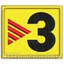 Tpc052 Tv3 Camisa Barcelona 6,5x5,5 Cm Futebol Patch Bordado