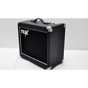 Amplificador Guitarra Digital Nux Mighty 15w Ef Aux 220v 12x