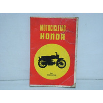 Manual Motocicleta Honda Por Ocee Ritch 1968 - Changoosx