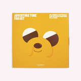 Adventure Time Fan Art Book Láminas 20x20 Tienda Monoblock