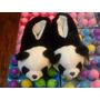 Pantuflas,oso Panda,vacas,ovejas,perros,gatos,j Compra Yaaaa